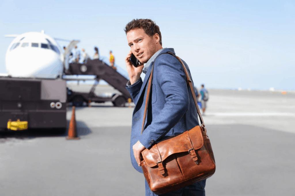 The Trending Man – Best Leather Messenger Bag