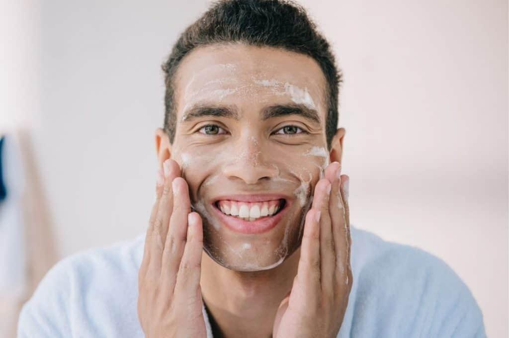 The Trending Man – Best Face Cleanser for Men