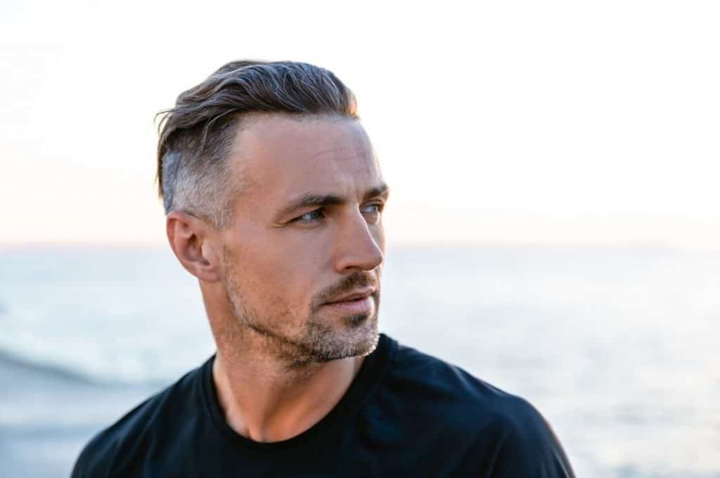 The Trending Man – Grey Hair Styles Men