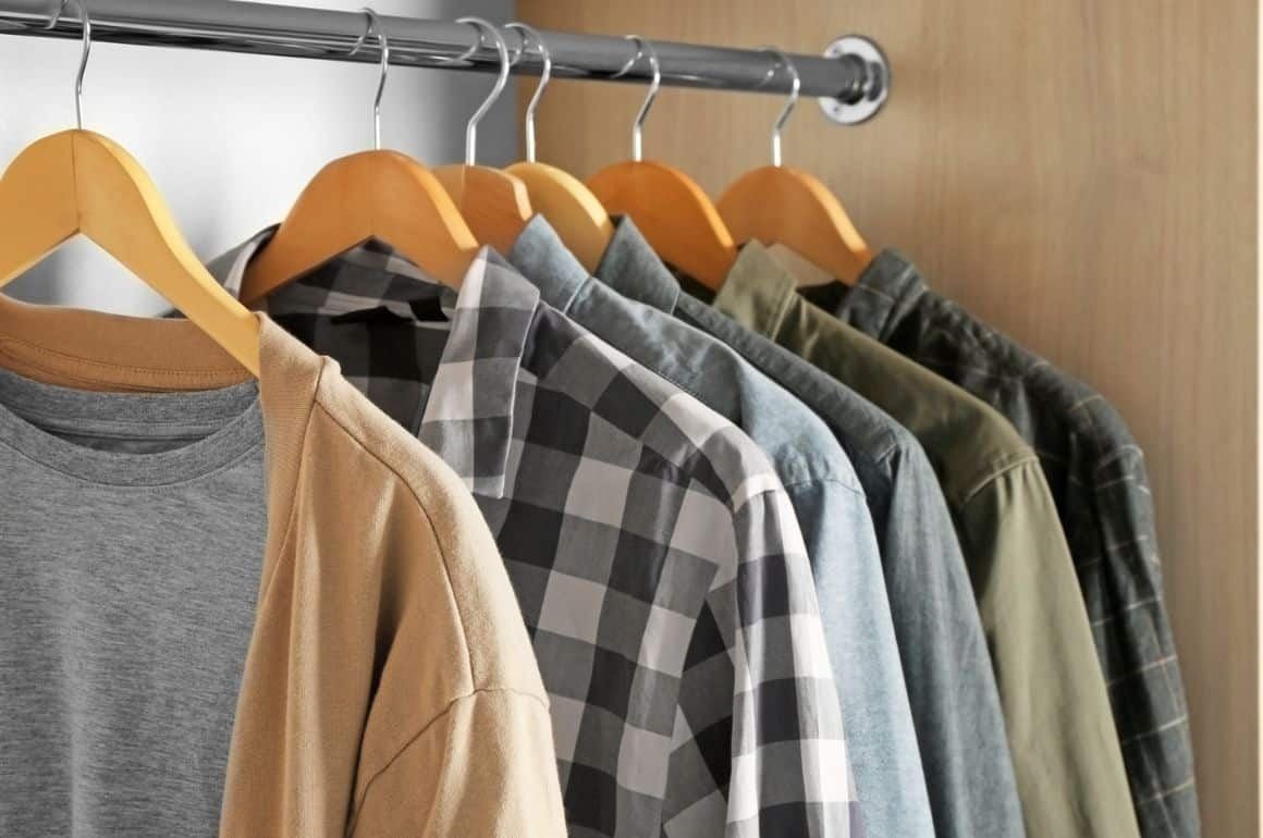 Minimalist Wardrobe For Men