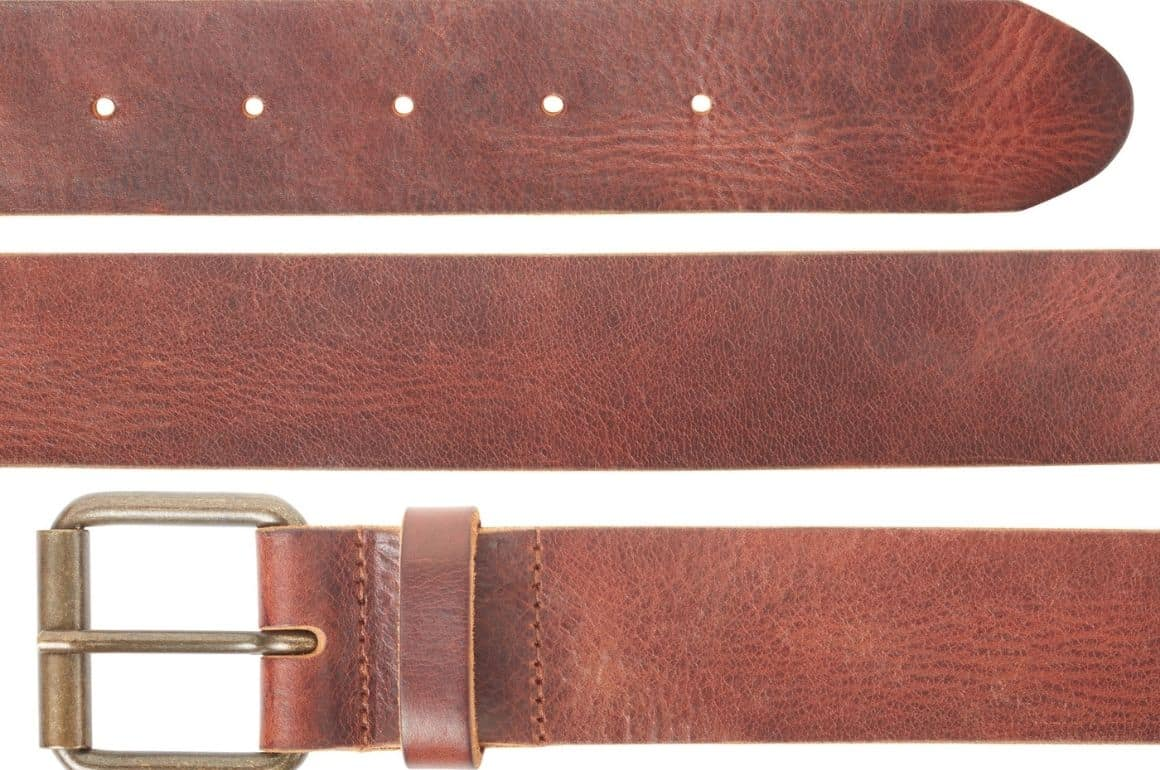 Best full grain leather belt