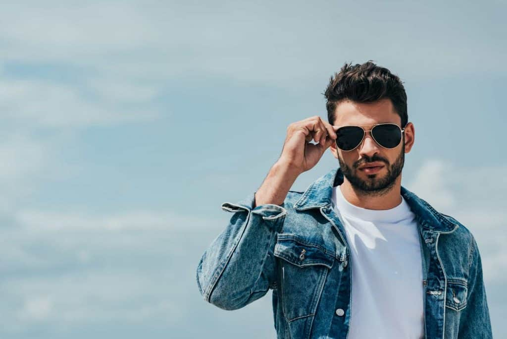 The Trending Man – How to Wear a Denim Jacket Mens