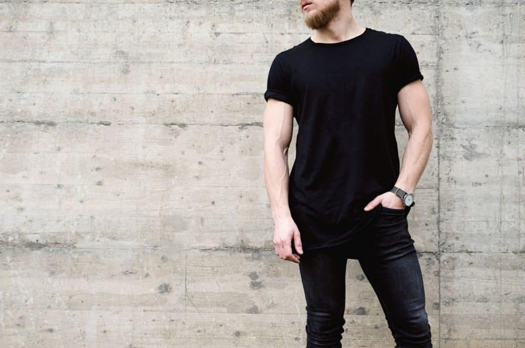 The Trending Man – What to Wear with Black Jeans