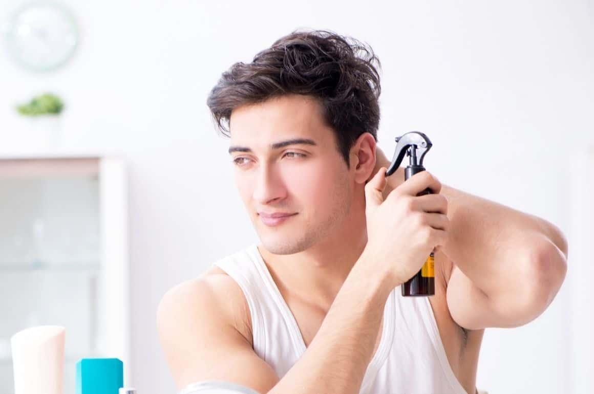 Best Sea Salt Spray for Men