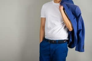 How to Tuck-in T-shirts
