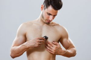 Should Men Shave Their Chest